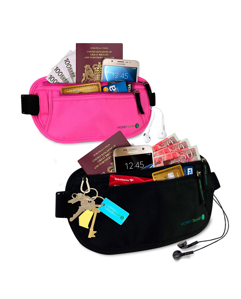 His and hers Money Belt - Money Smart Store