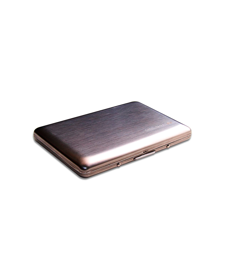 Stainless Steel Wallet Silver - Money Smart Store