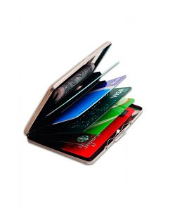 Stainless Steel Wallet Silver – Money Smart Store